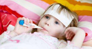 صورة نزول الحرارة عند الاطفال  , علاج خفض الحرارة لطفلى