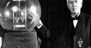 صورة من اخترع المصباح , مخترع اللمبات