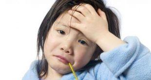 صورة علاج البرد والاستفراغ عند الاطفال , احمى اولادك من الانفلونزا