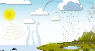 صورة شرح دورة الماء في الطبيعة , عجلة دوران المياه فى الحياة