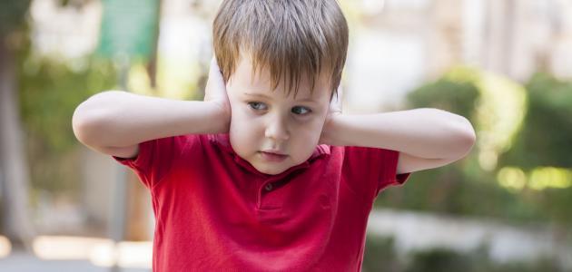 صورة اعرف ازاى ان ابنى متوحد ,اعراض مرض التوحد الخفيف 946 1