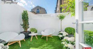 صورة طرق تنسيق حديقه المنزل ,حديقة المنزل الصغيرة