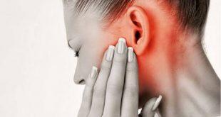 صورة التهاب الاذن الوسطي اسبابها وعلاجها ,علاج التهاب الاذن الوسطى والدوار