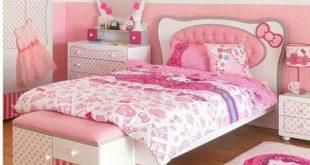 صورة اجمل وارق غرف النوم البناتي ,غرف نوم بناتي
