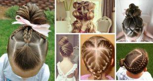احدث تسريحات شعر البنات